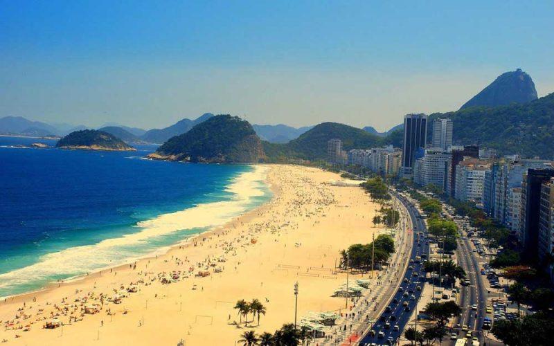Tourisme Brésil