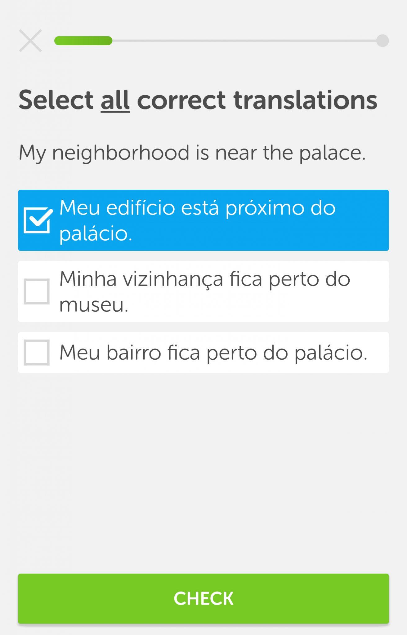 duolingo portugais