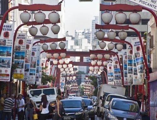Pourquoi y'a-t-il autant de Japonais au Brésil ?