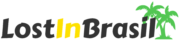 LostInBrasil.net Retina Logo
