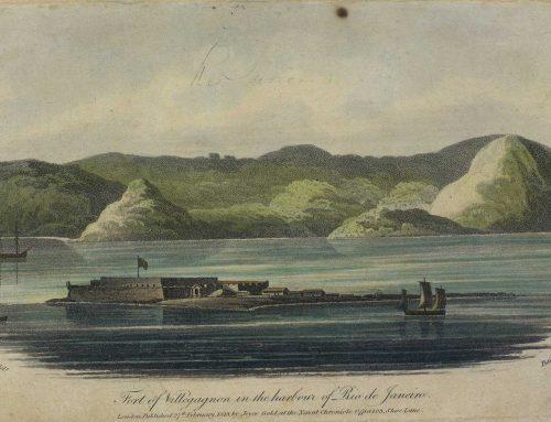 Rouge Brésil – À la découverte de la France Antarctique