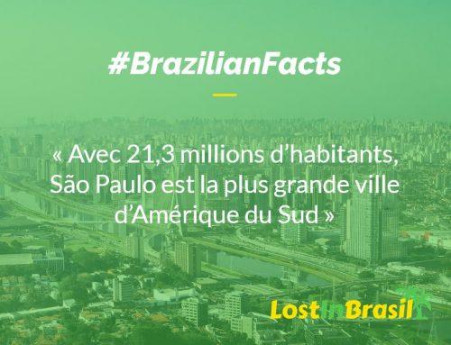 São Paulo est la plus grande ville d'Amérique du Sud