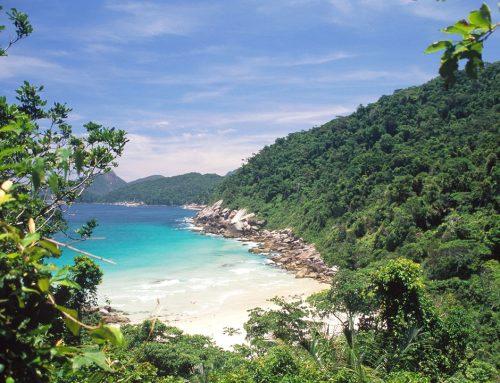 Ilha Grande, en route pour l'île aux pirates !