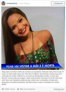 Rivaldo Tourisme Brésil