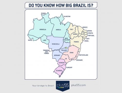 C'est grand le Brésil !