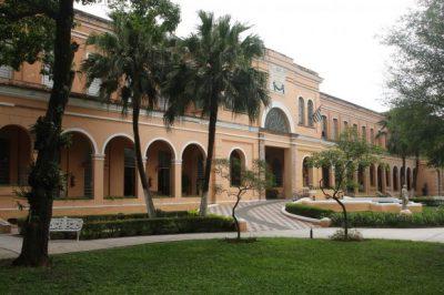 Musée de l'Immigration São Paulo Brésil