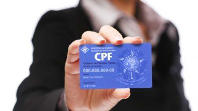 CPF Brésil
