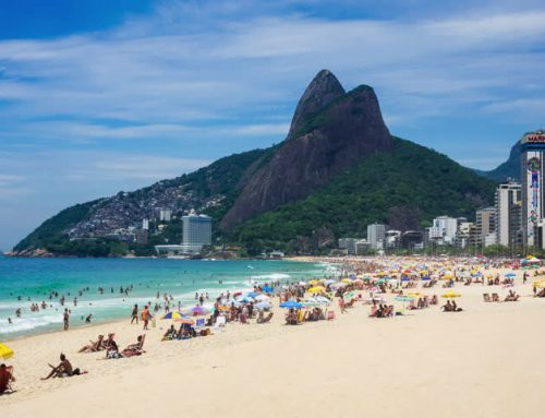 Le Morro dos Dois Irmãos, la plus belle vue de Rio