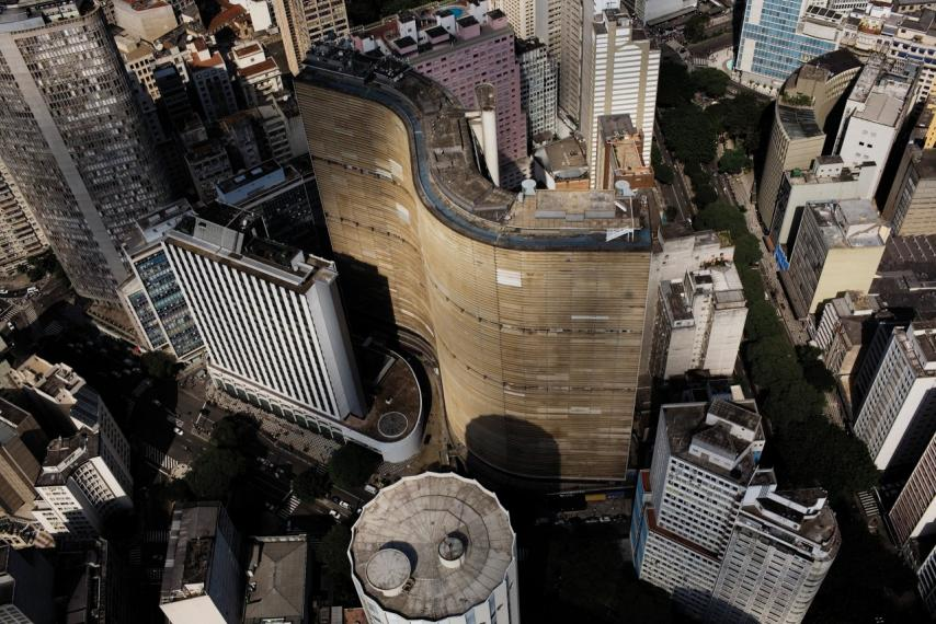 Immeuble Copan São Paulo