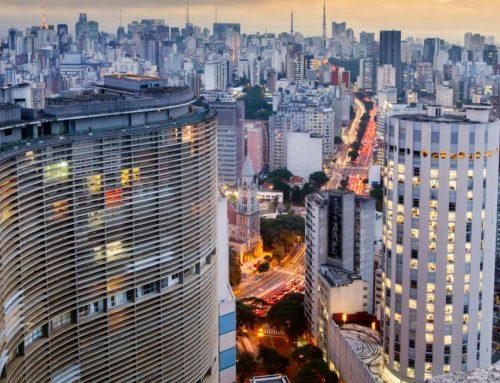 São Paulo, mon amie géante