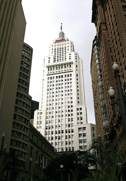 Immeuble Banespa São Paulo