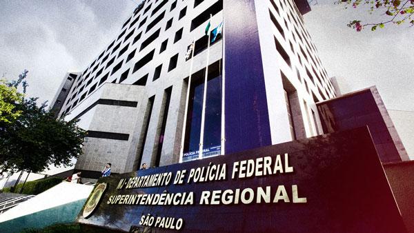 Police Fédérale São Paulo